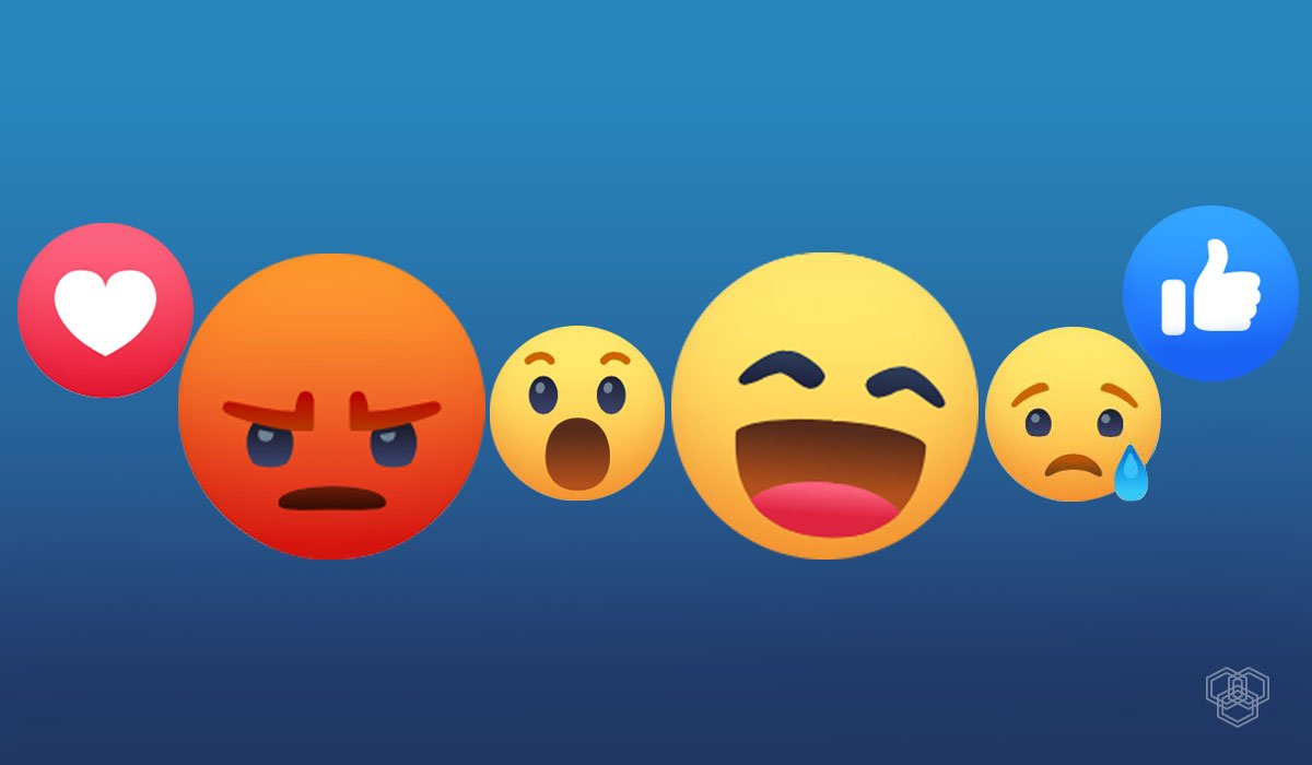 A featured image for facebook 3d reactions news post