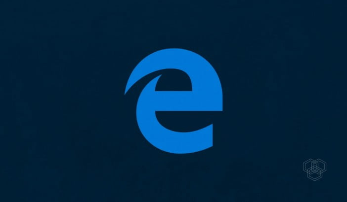 a featured image with microsoft edge logo