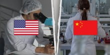Is the NIH trying to discourage collaboration between U.S. and Chinese researchers?