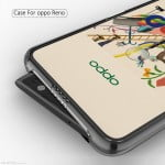 Pop-up camera on possible render of Oppo Reno phone