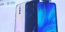 Vivo X27 Pro's pop-up camera is the new notch