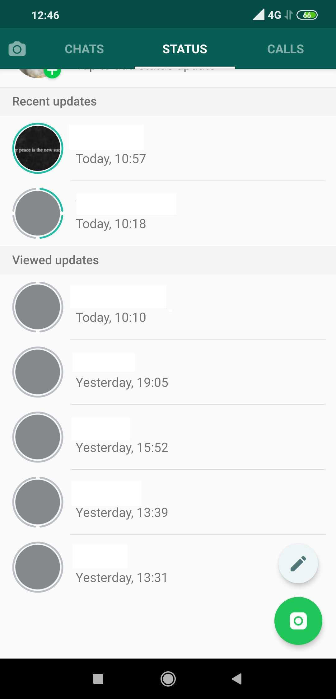 Latest WhatsApp beta update on Android is deleting media content