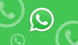 An illustration of WhatsApp logo