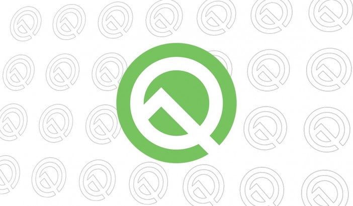 A design for Android Q Beta post