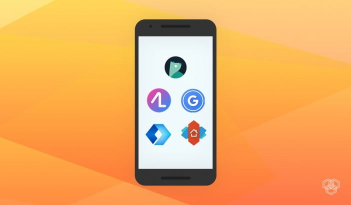 A phone with best launcher apps