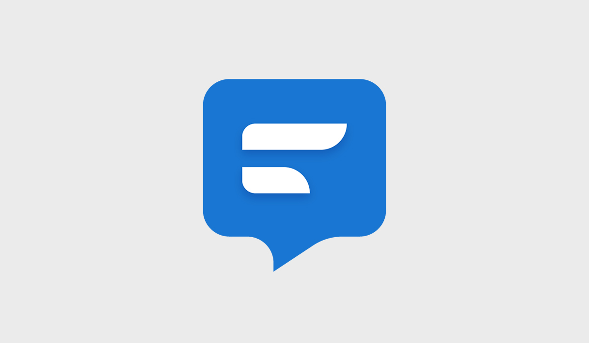 Textra messaging app logo