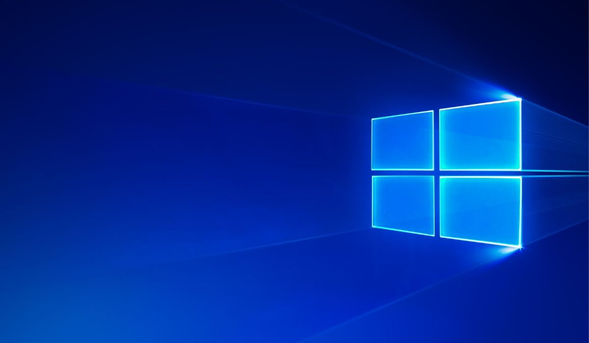 Windows 10 official wallpaper