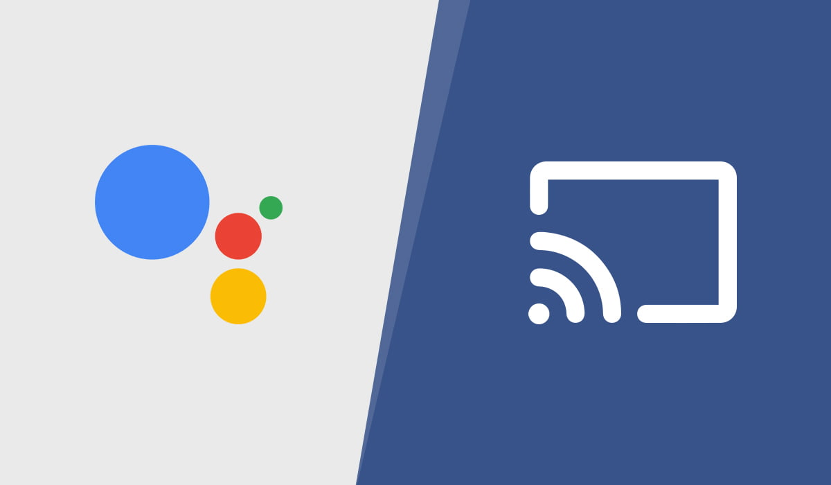 An image for Google Assistant integration with Chromecast