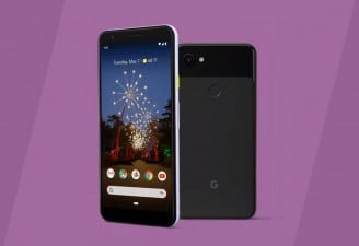 A photo of Google Pixel 3a and Google Pixel 3a XL