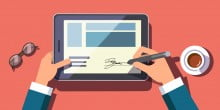 The advantages and benefits of electronic signature