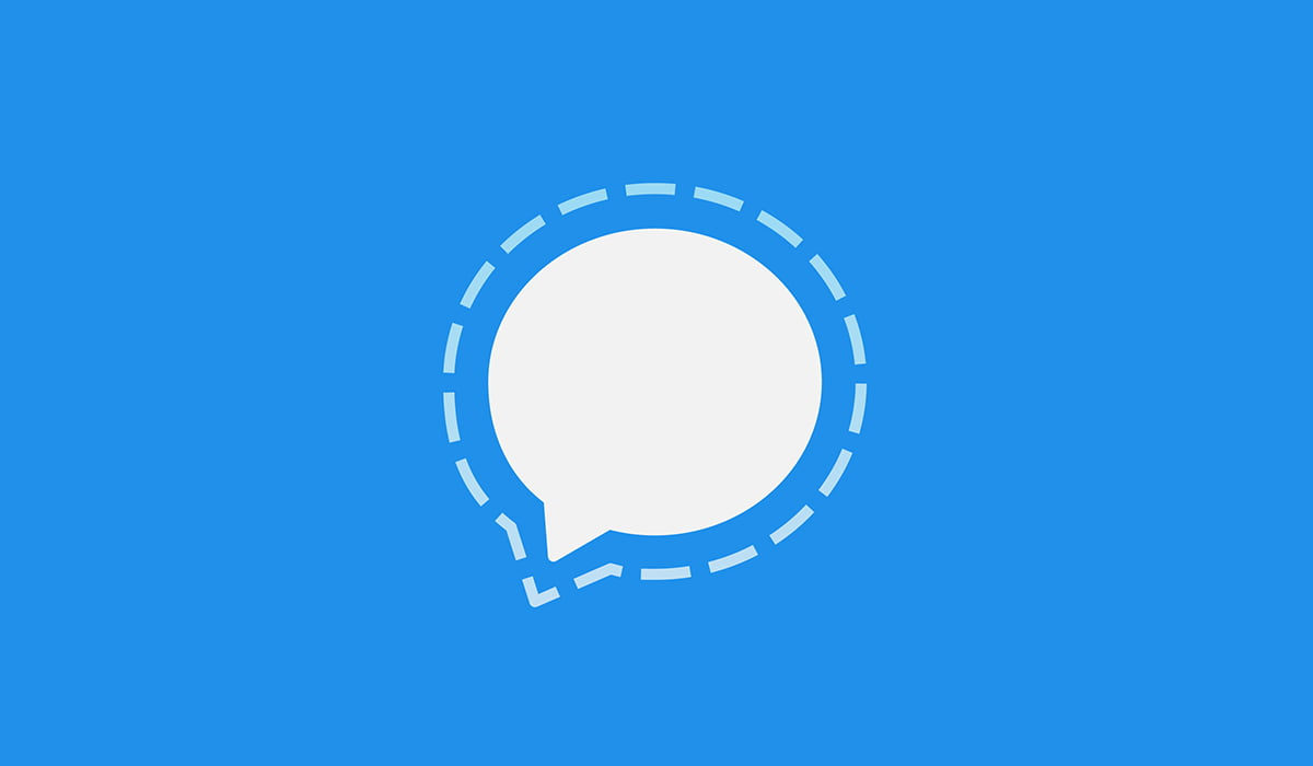 signal private and secure messaging app
