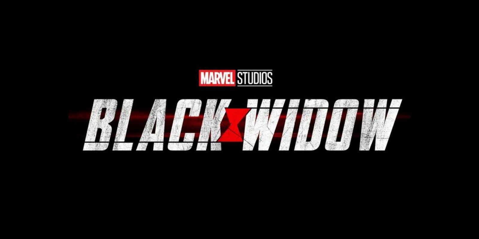 """Black Widow"" movie logo from Marvel Phase 4"