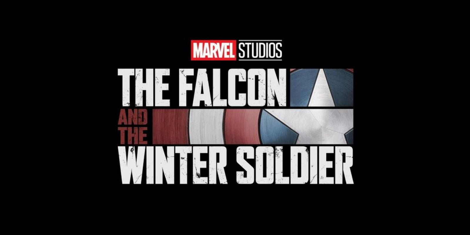 """The Falcon and the Winter Soldier"" Disney+ show logo"
