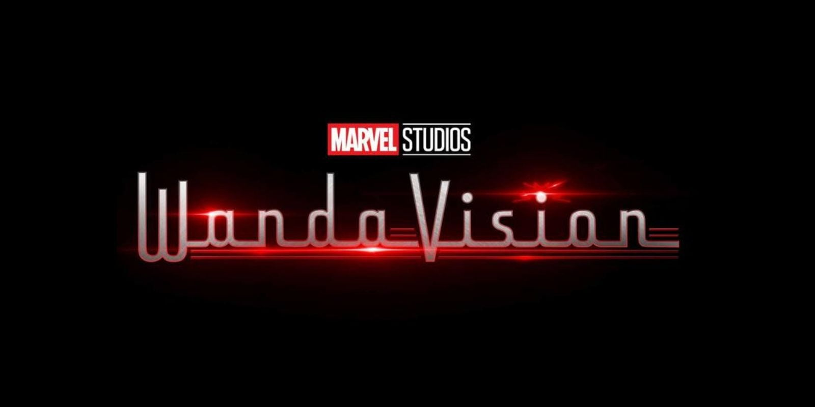 WandaVision Disney+ show logo