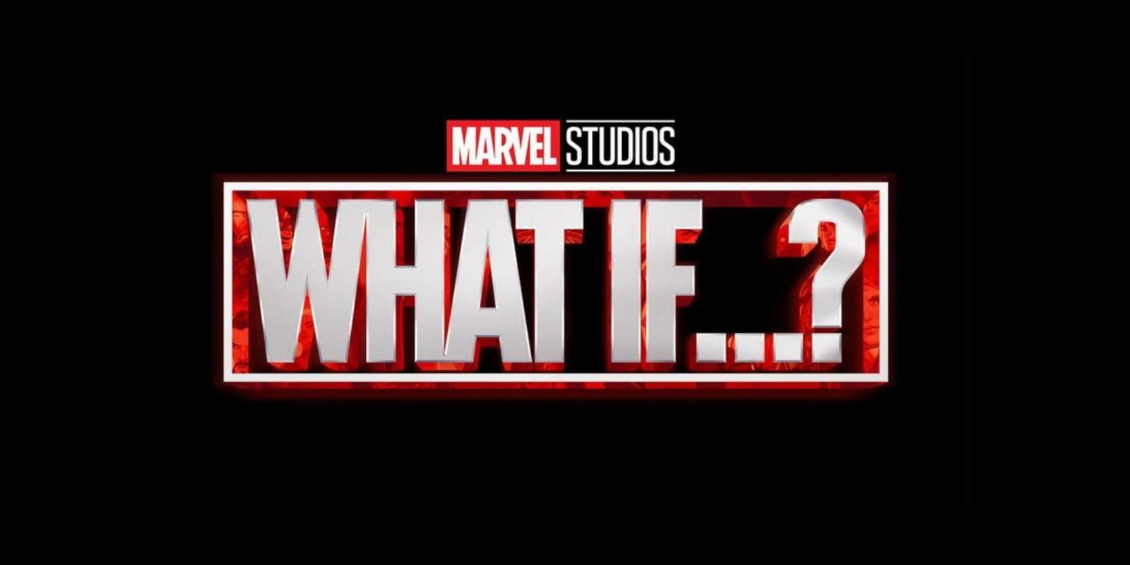 What If...? Disney+ animated show logo