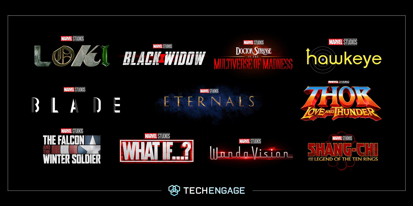 Upcoming Marvel projects