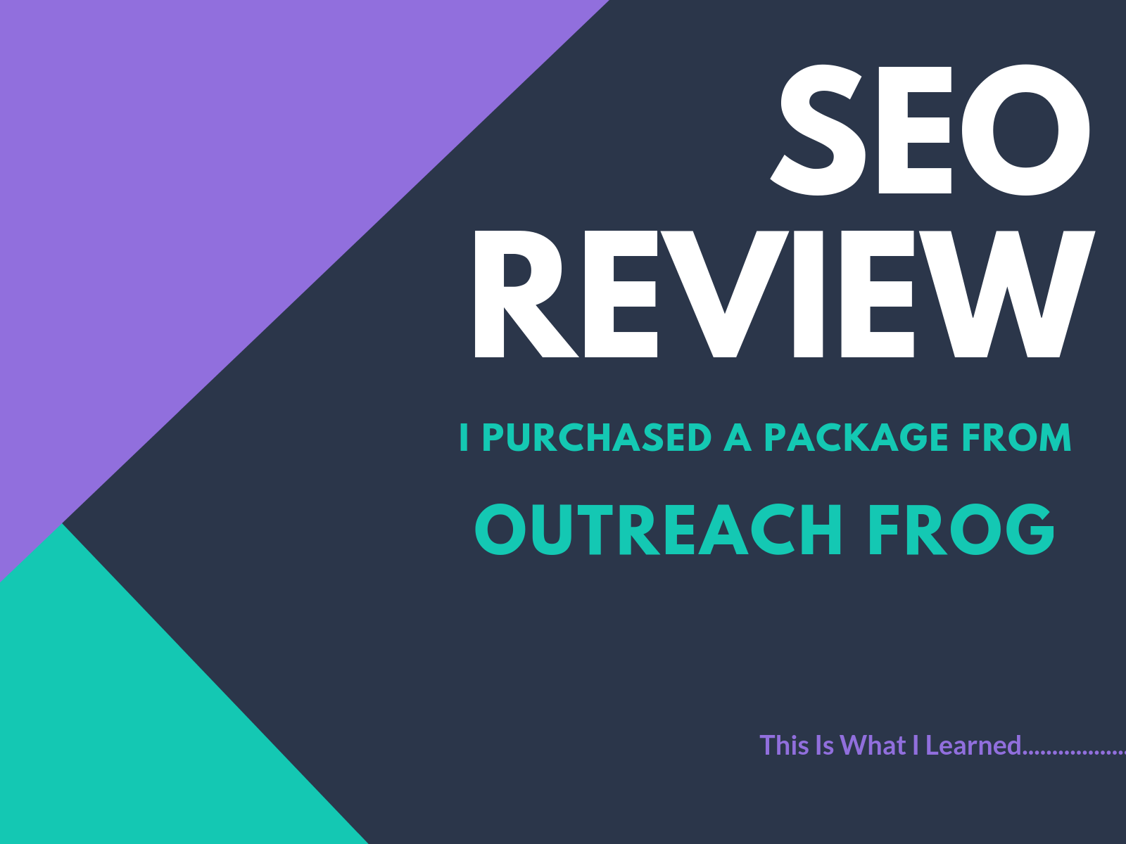 Outreach Frog Review