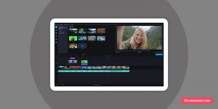 Desktop Video Editor
