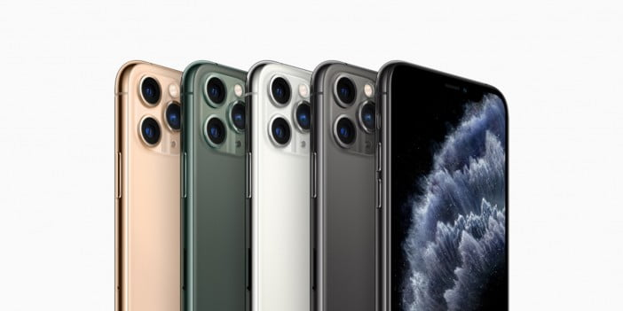 iPhone 11 Pro and iPhone 11 Pro Max