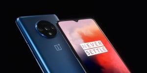 A photo of OnePlus 7T