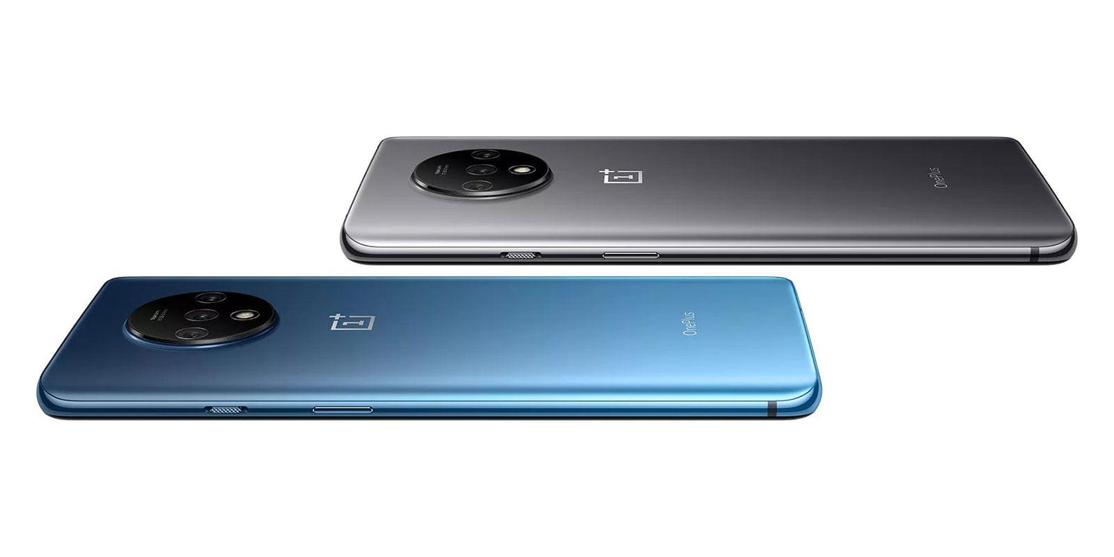 OnePlus 7T smartphone