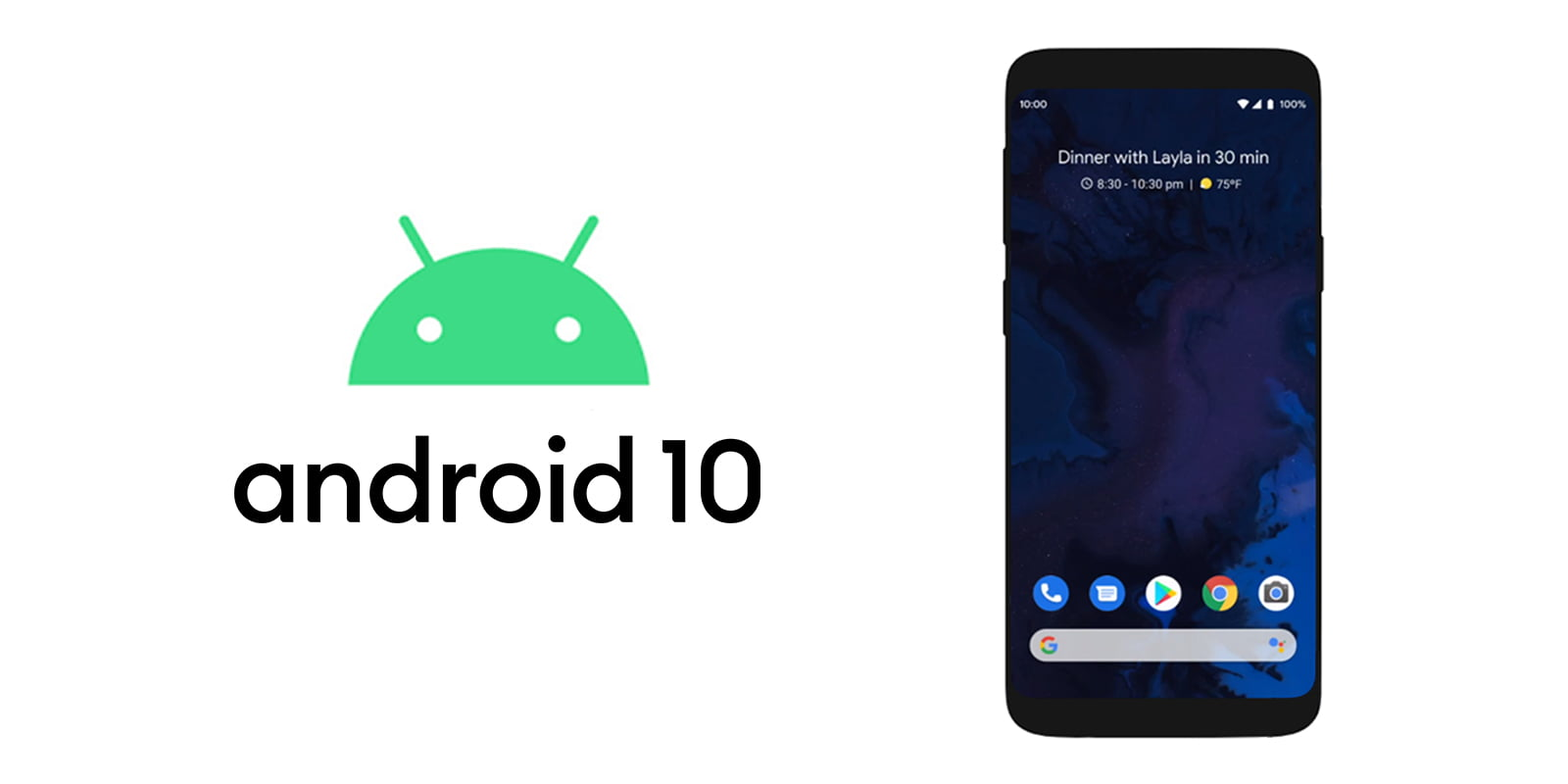 android 10 released