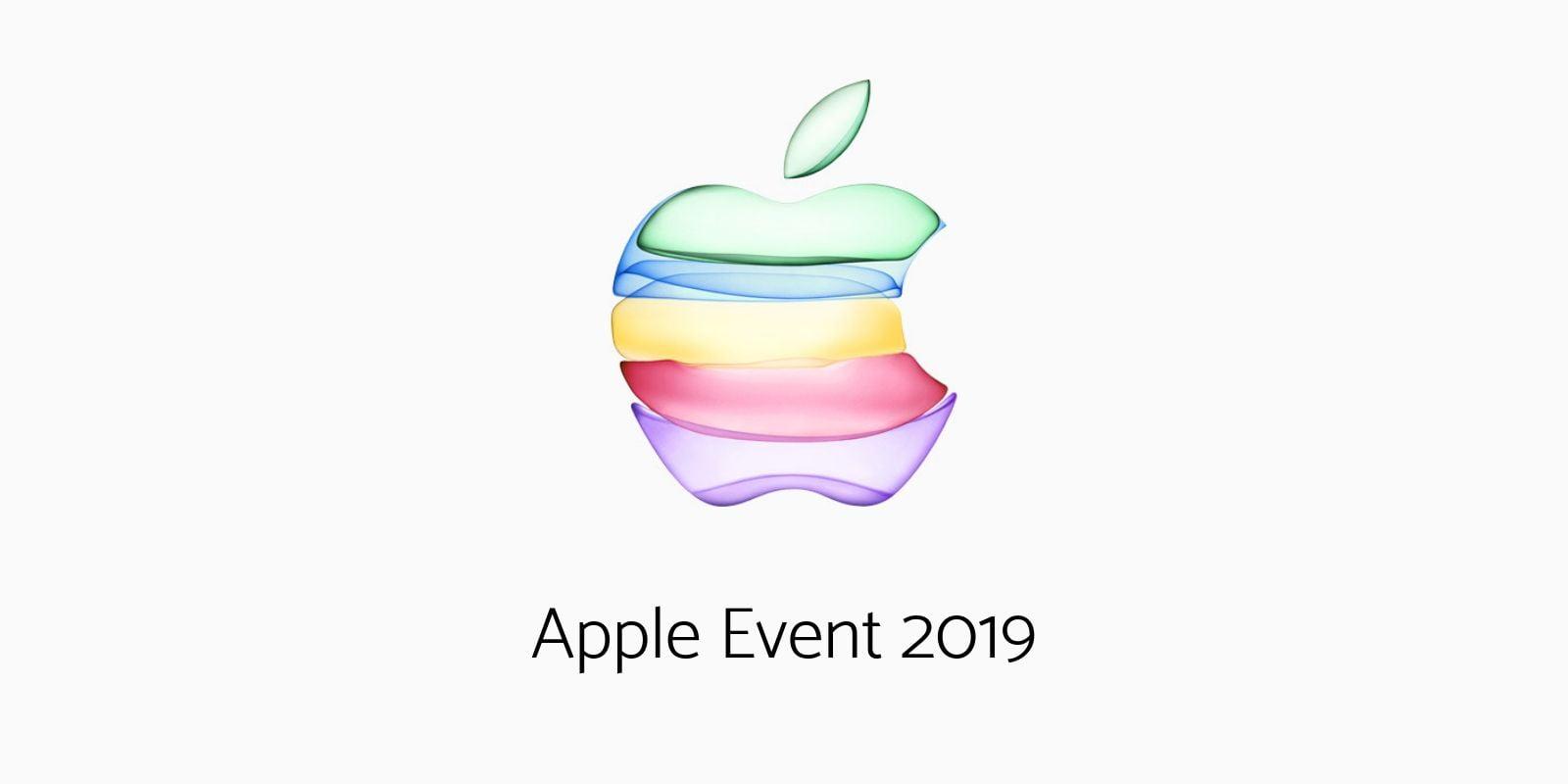 Watch Apple iPhone 11 event