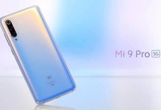 A picture of Xiaomi's Mi 9 Pro