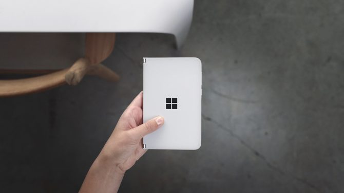 Photo of Microsoft Surface Duo