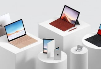 Microsoft New Holiday Device Lineup