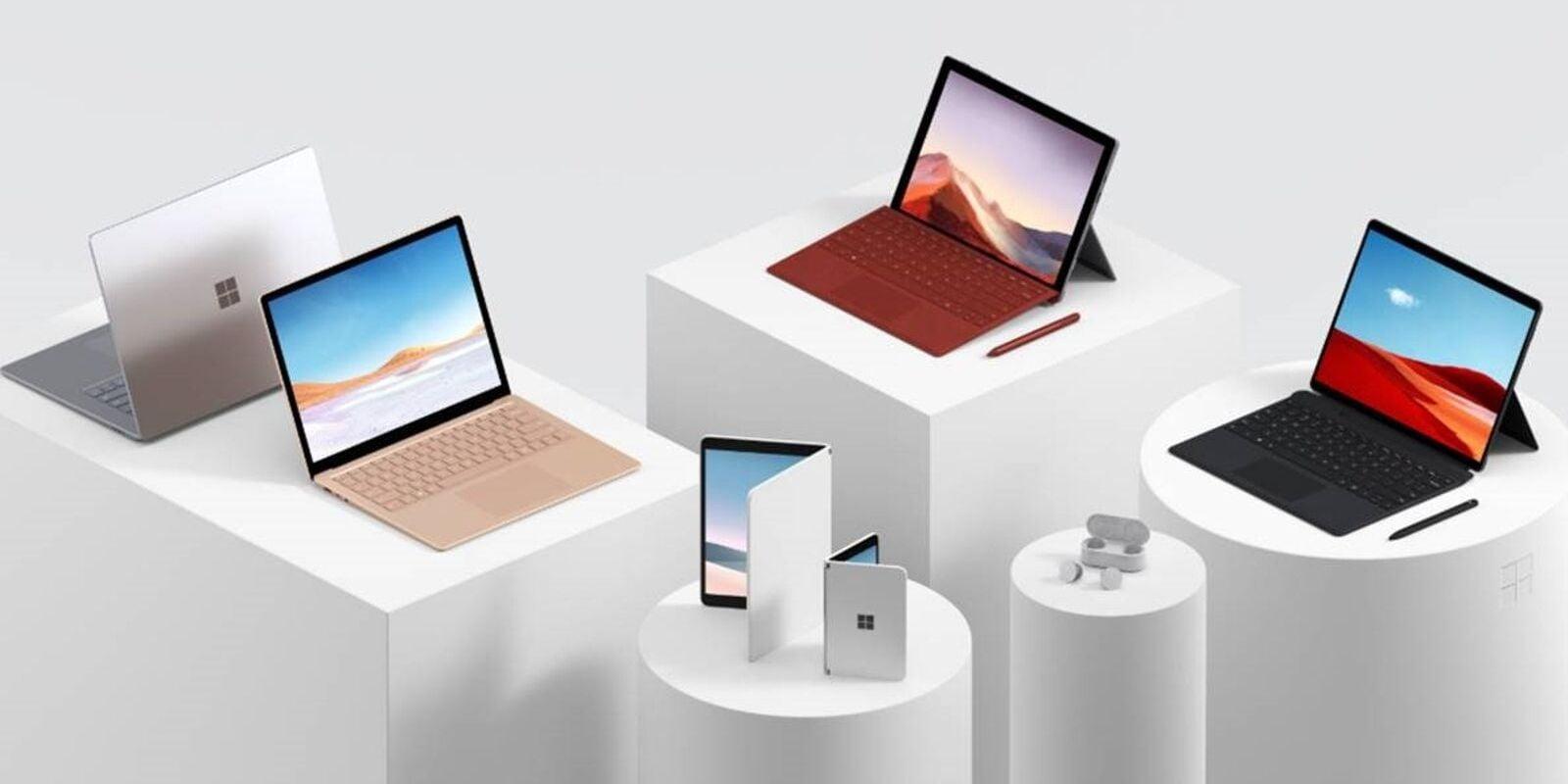 Microsoft New Holiday Device Lineup