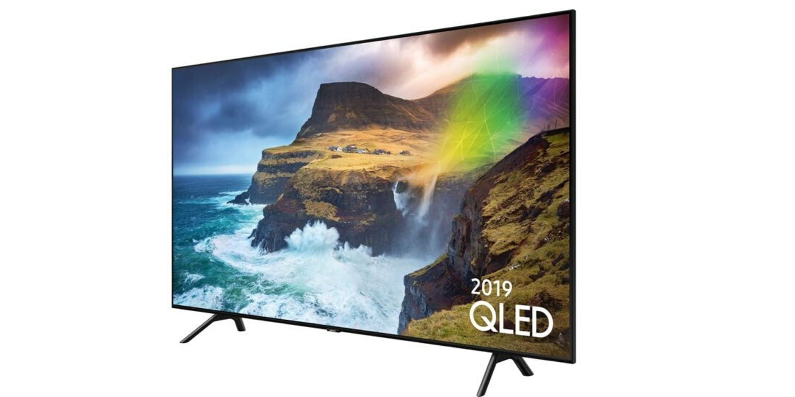 Samsung QLED TV black friday deals
