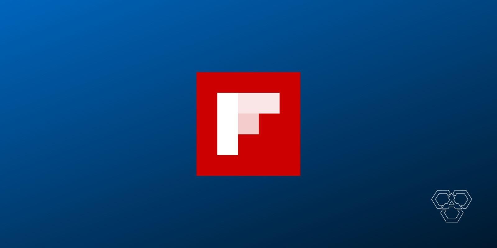 Flipboard app cover