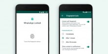 WhatsApp gets fingerprint unlock feature on Android