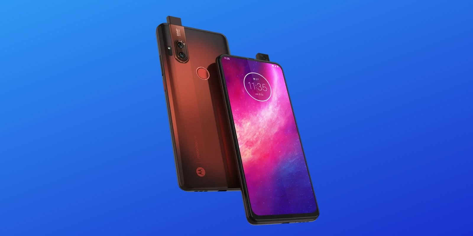 Motorola One Hyper featured