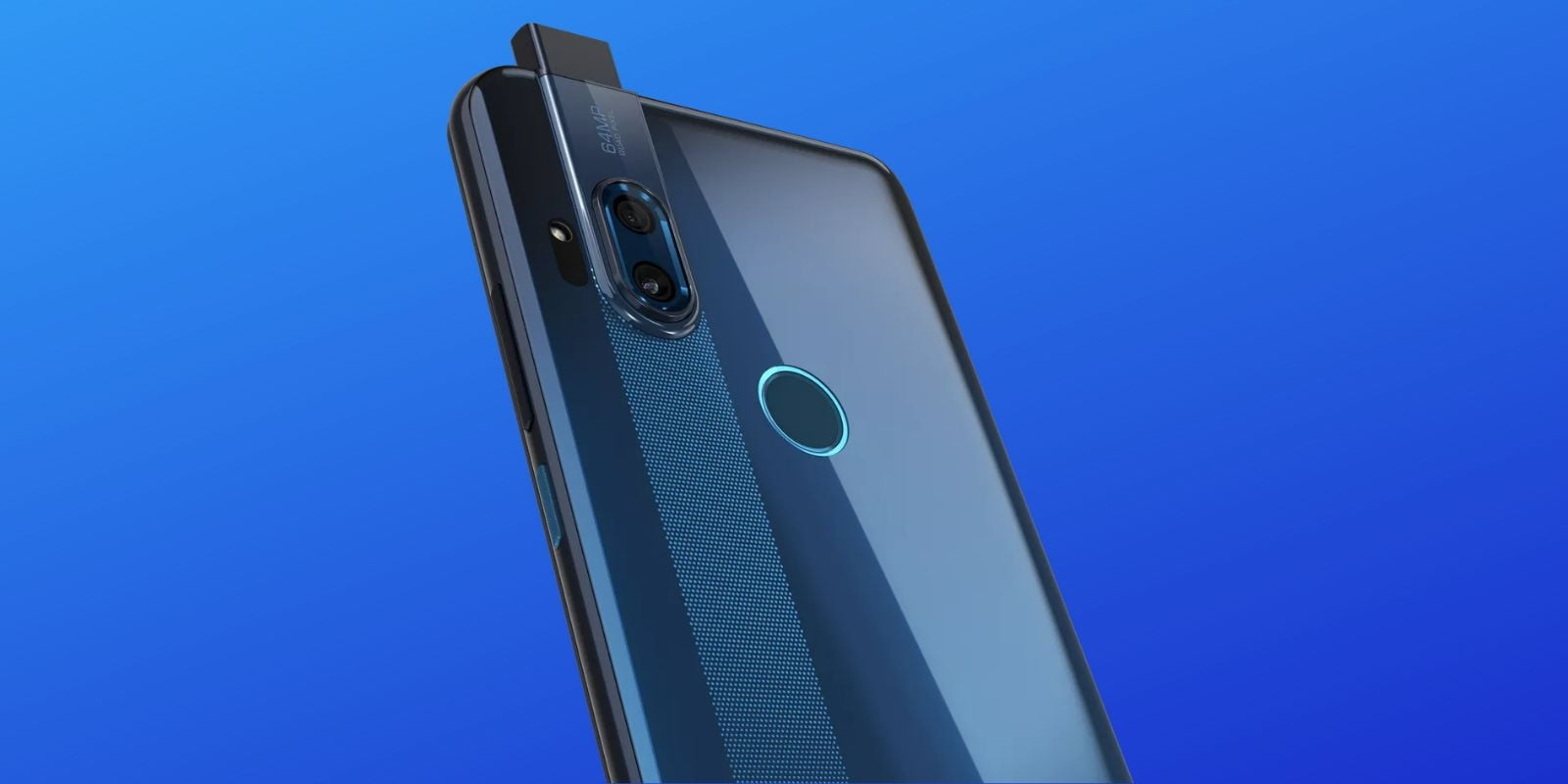Motorola One Hyper rear camera