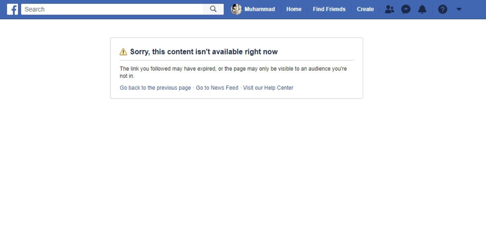 Facebook dpt tool image