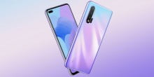 Huawei launches Nova 6 and Nova 6 5G