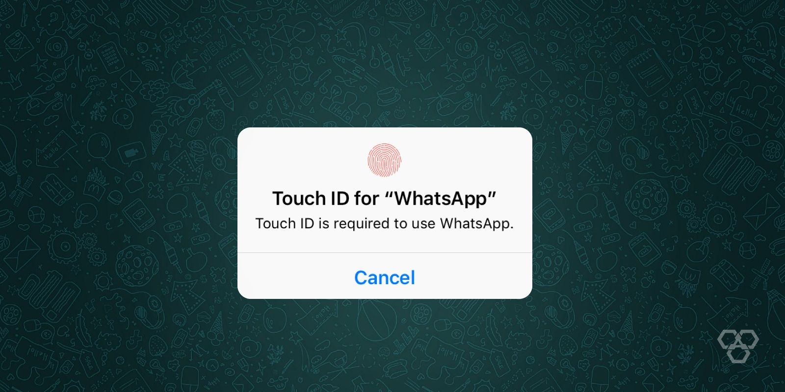 WhatsApp fingerprint lock android and iOS