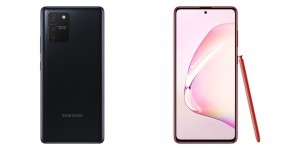 Galaxy S10 lite and Galaxy Note 10 lite