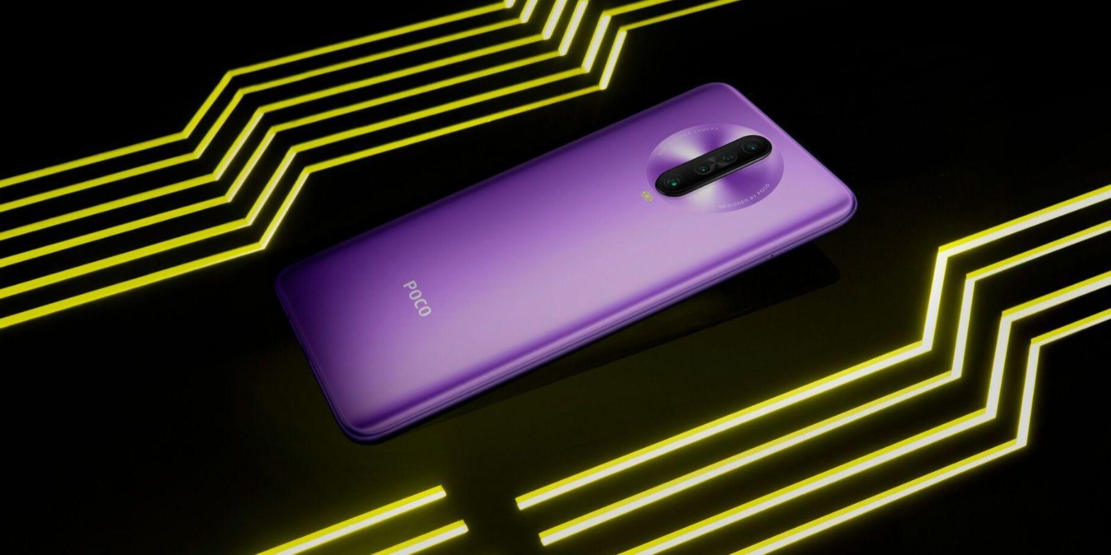 A photo of Poco phone X2
