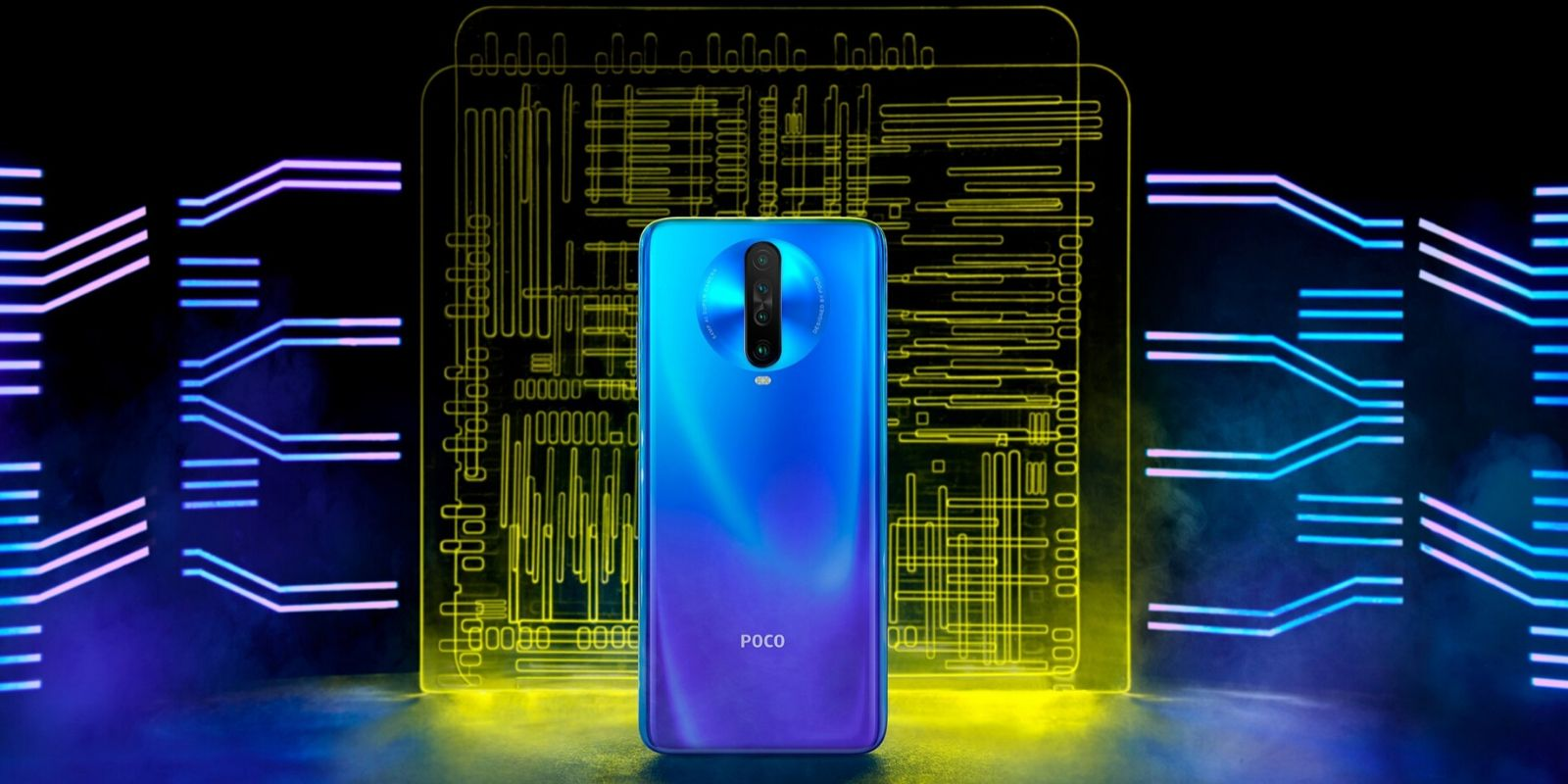 POCO X2 launches with 120Hz display and 4500 mAh battery