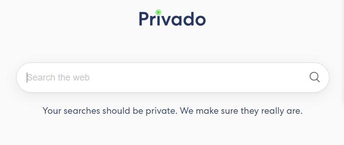 Privado privacy browser