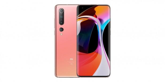 Xiaomi Mi 10 phone pics