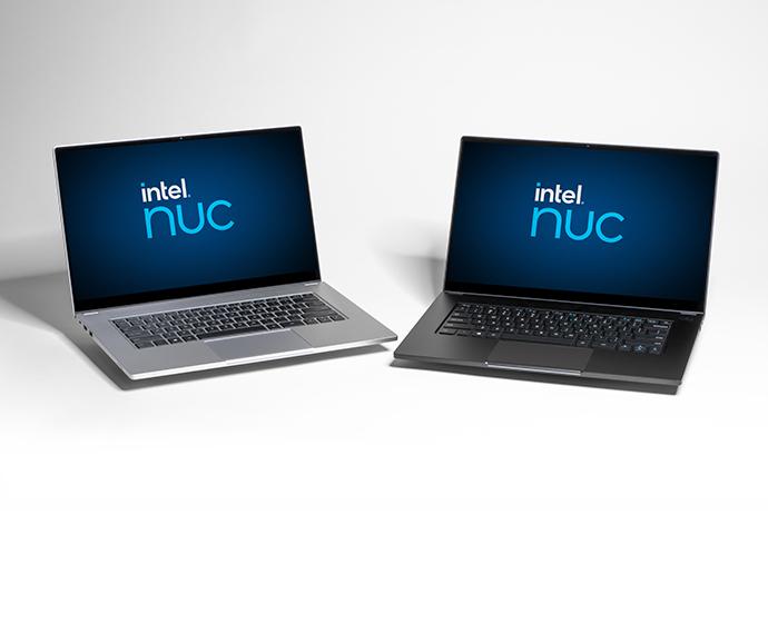 Intel launches its own white-label laptop kit, NUC M15