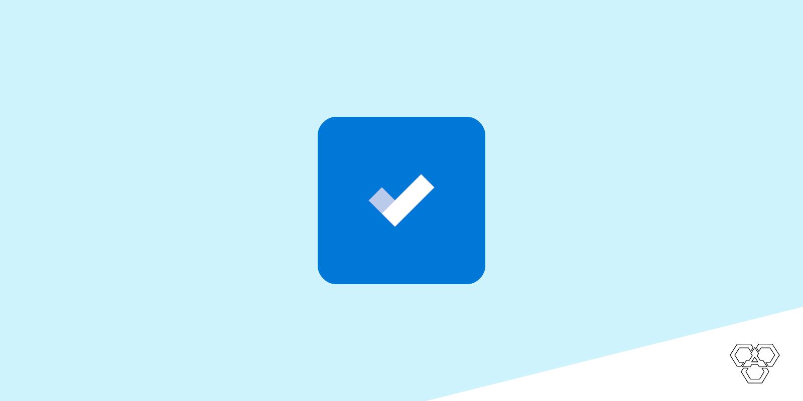 Microsoft To Do list app