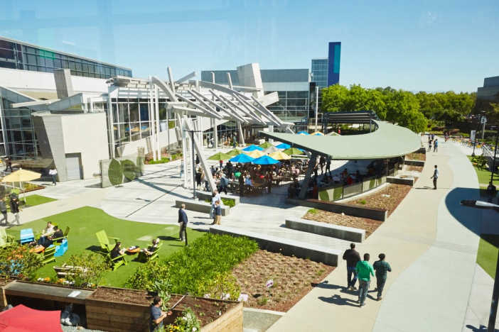 Photo of Googleplex