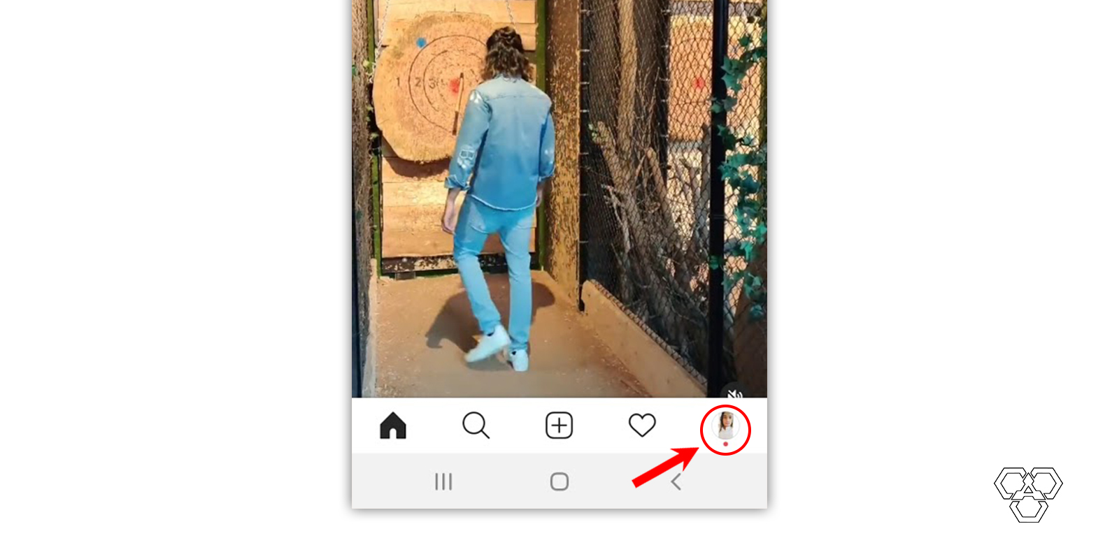 instagram screenshot