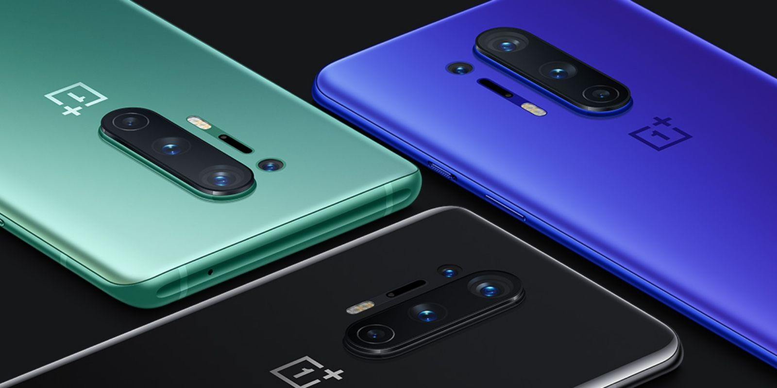 OnePlus 8 Pro different colors