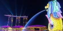 Then and now – a look at the Singapore economy